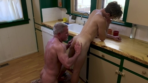 FamilyDick.com: Dale Savage gets plowed at the sleepover
