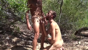LatinLeche - Sweet tight friend private 3some outdoors