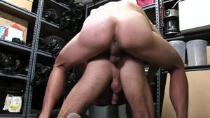 Young Perps - Shane Jackson is erotic officer