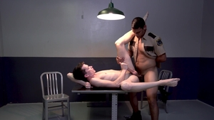 YoungPerps.com: 18 yr old Alex Meyer cuffs time in the jail