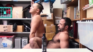 YoungPerps.com: Ricky Diego escorted by Vinnie Stefano