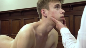 Missionary Boys: Lustful Elder Awbride digs raw fucking