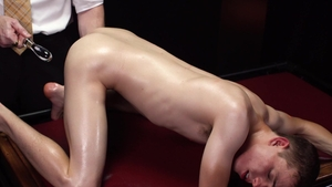 Missionary Boys - Sweet Zach Brenton oil giving head for penis