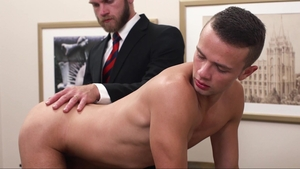 Missionary Boys: Straight dude Elder Land caught undressing