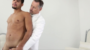 MissionaryBoys - Latino Elder Berry helps with good fuck