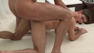 MissionaryBoys: Thick Elder Ence in panties close up slapping