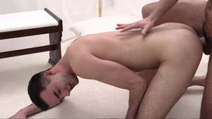MissionaryBoys.com - Elder Dudley punishment scene