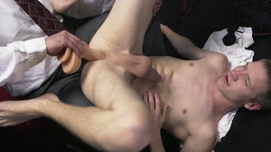 MissionaryBoys: Young Elder Stewart need real sex
