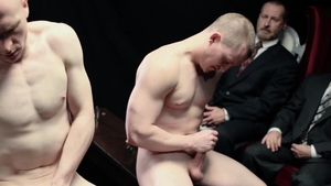 Missionary Boys - Handsome Elder Isaacs tied up