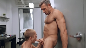 Drill My Hole: Masturbating with Alex Mecum and Theo Brady