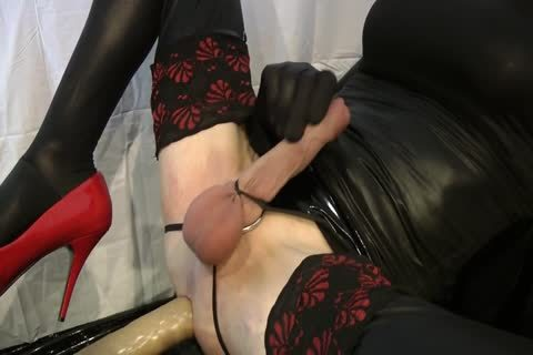Sissy receives boned By The Machine