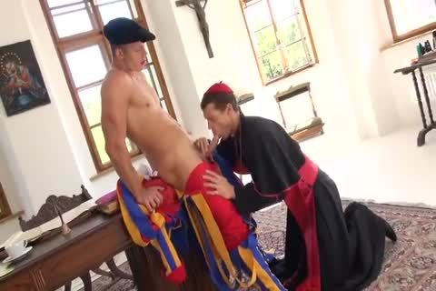 excited Priest Makes throbbing Scandal In The Vatican
