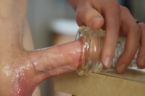 dick And Wine Veiny cock Close Up