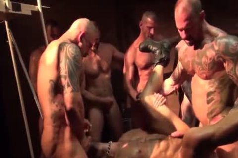 As A Bottom - My Fav Scene Compilation 09 (Muscle Tops In slam & orgy)