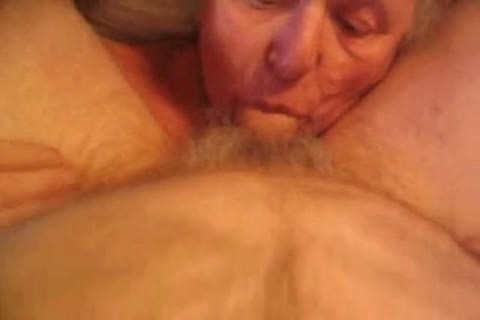 grandad Sucks And bonks curly dad Bear receive Face Full Of cum
