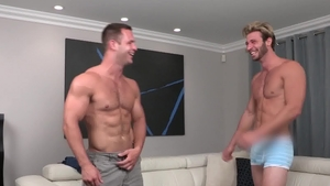 SeanCody: Plowing hard with Christian and Jarek