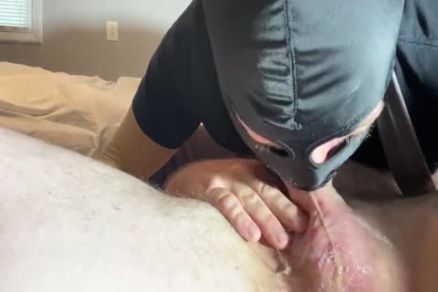 Alpha Surprises Fag penis-sucker With another Sloppy Facefuck