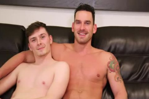 Straight homo pounding With homo Actor For The First Time