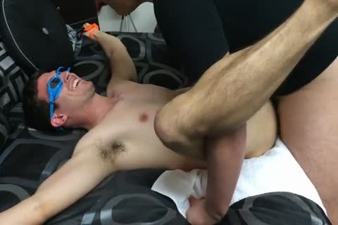 SRSZ-yummy young boy Tricked And drilled