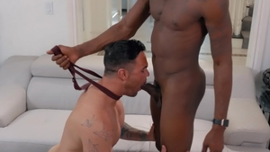 Noir Male - Good fuck with Beau Reed and big penis Deep Dic