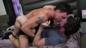 Icon Male - Nailed rough with Cade Maddox & Billy Santoro
