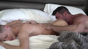 IconMale.com - Athletic Billy Santoro ass fuck porn
