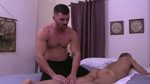 IconMale.com - Muscled Rodney Steele likes hard slamming