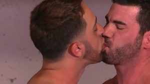 IconMale.com: Andrew Fitch among Billy Santoro rimjob