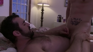 IconMale.com: Huge cock Jaxton Wheeler butt fucking