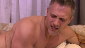 IconMale - Muscled Roman Todd roleplay sex tape