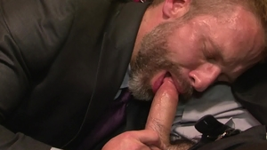 IconMale - Dirk Caber gets a buzz out of slamming hard