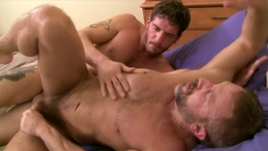 IconMale.com - DILF Ty Roderick nailed by nice big dick daddy