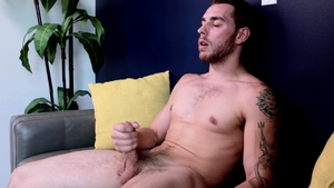 NextDoorMale - Gay Carter Woods receives rough sex