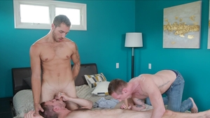 NextDoorOriginals - Gay Carter Woods enjoying Jackson Cooper