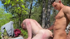 Next Door Homemade: Kyle Connors jerking Jax Thirio huge dick