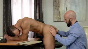 ExtraBigDicks - Star Javier Cruz fucked in the ass