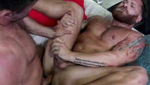 ExtraBigDicks.com: Amateur Jack Andy shows huge dick