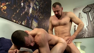 MenOver30 - European Max Sargent helps with sex