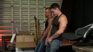MenOver30: Pierced Aspen has a thing for hard slamming