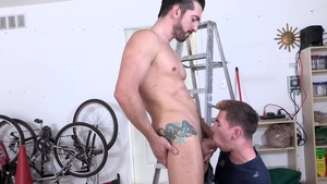 DylanLucas - Pierced Skyler Hart loves big penis daddy