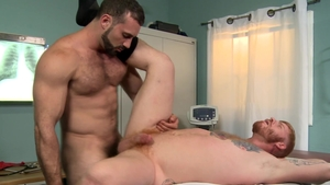 PrideStudios: Piercing Jaxton Wheeler feels like nailed rough