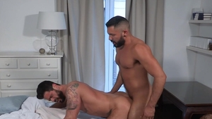 HotHouse - Gabriel Taurus together with Mario Domenech moaning