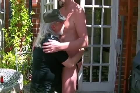 Dave Stopped By And We Got Down To Some piddle And Bb pounding In The Garden