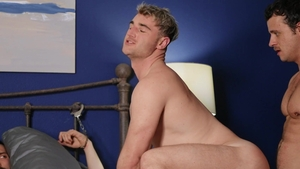 DrillMyHole: American Nate Grimes gets ass licked