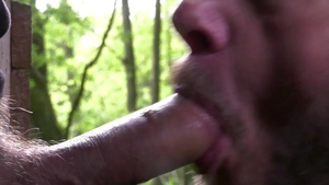 Frankfurt Sex Stories: Pornstar Aspartuh cum on face outdoors