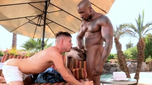 HotHouse.com - Bodybuilder Dylan Hayes plowed by Max Konnor